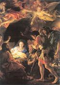 Anton Raphael Mengs, Hołd pasterzy, 1770, Muzeum Prado, Madryt. Pobrano ze strony: CGFA - http://cgfa.sunsite.dk/m/mengs4.jpg