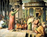 Paweł głoszący Ewangelię