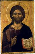 -, Mądrość Boża, II poł. XIV w., Muzeum Kultury Bizantyjskiej, Tesaloniki. Połączono ze stroną: MBP - http://www.mbp.gr/images/monimi/lrg/gal7_2.jpg