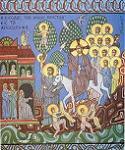 Wjazd Chrystusa do Jerozolimy.